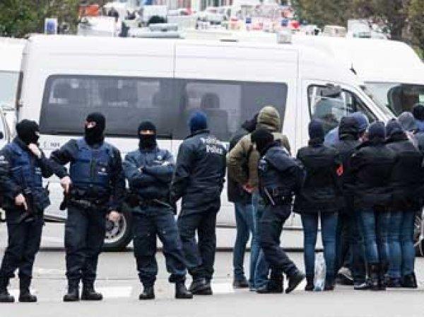 В Брюсселе после повышения угрозы терактов до максимума закрыли метро