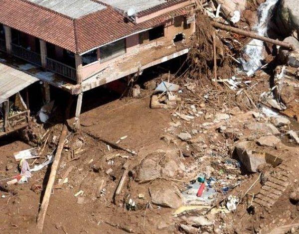 В результате оползня в Мьянме погибло 90 человек
