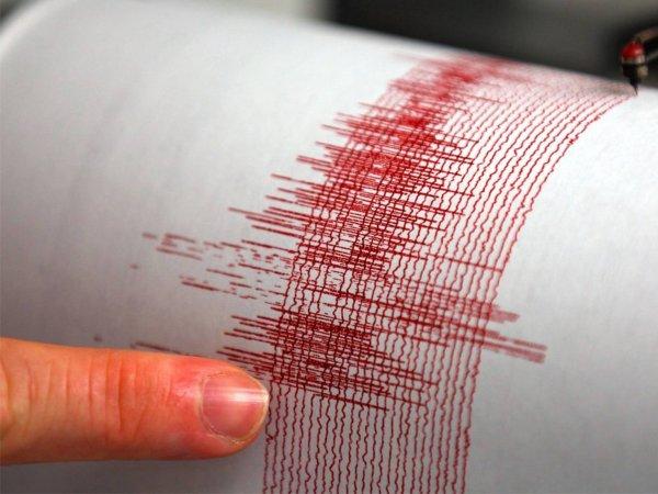 В Турции произошло землетрясение магнитудой 4,9 балла