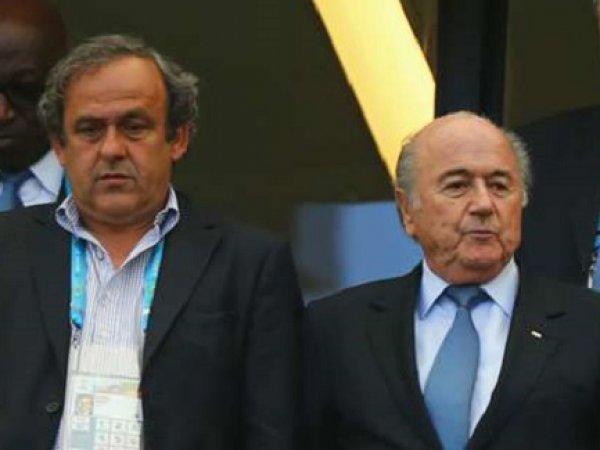 Комитет FIFA отклонил апелляции Блаттера и Платини