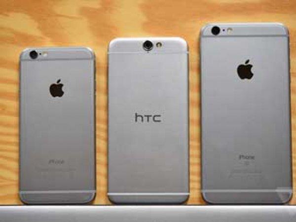 HTC запустила программу обмена старых iPhone 6 на новый One A9