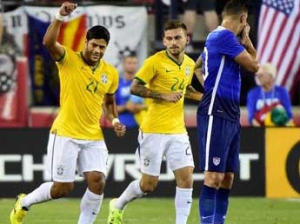 Аргентина и Бразилия сыграли вничью в отборочном туре ЧМ-2018