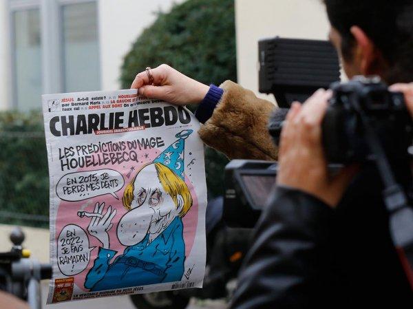 """""""Шарли Эбдо"""": карикатура на А321 увеличила посещаемость сайта на 40%"""