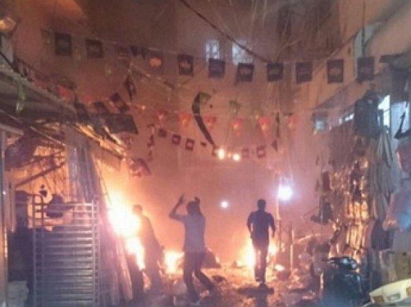 Два террориста-смертника подорвали себя в столице Ливана, 41 человек погиб
