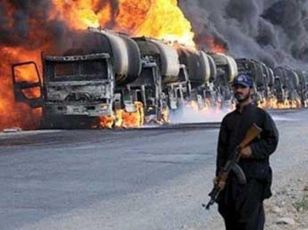 Сирийский министр: атака на Су-24 стала местью за уничтожение грузовиков с нефтью для ИГИЛ