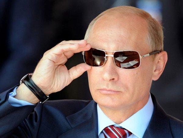 Путин в третий раз стал самым влиятельным человеком планеты