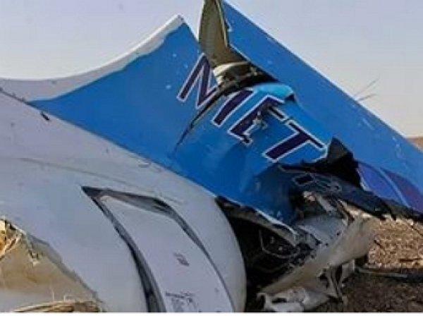 Египетские власти назвали основную версию крушения А321