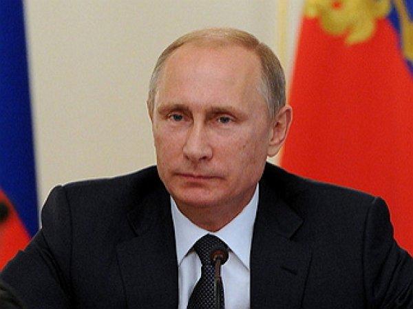 Путин рассказал об использовании воздушного пространства над Каспием для борьбы с ИГИЛ