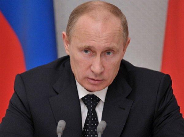 Путин: ИГИЛ в промышленном объеме поставляет Турции нефть