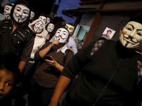 Хакеры Anonymous рассекретили полный список членов Ку-клукс-клана