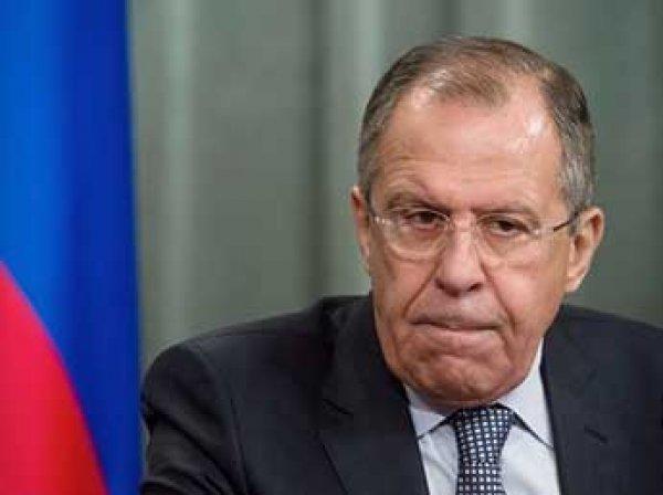 Лавров отказался лететь в Турцию и объявил страну невъездной для россиян