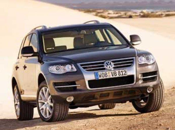 Volkswagen отзывает в РФ тысячи Touareg из-за возможной разгерметизации КПП