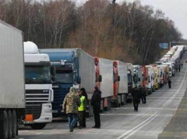 Российские дальнобойщики выдвинули пять условий властям