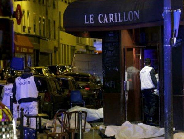 Стали известны имена трех участников терактов в Париже