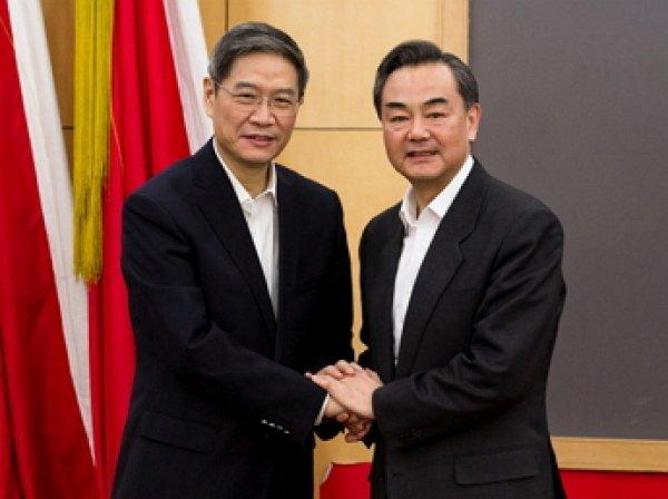 Впервые после раскола 1949 года главы Китая и Тайваня проведут встречу