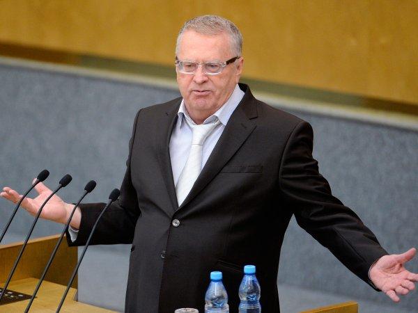 Жириновский предложил нанести ядерный удар по Стамбулу