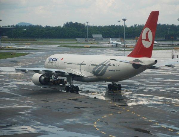 Турецкий Airbus A330 экстренно сел в Канаде из-за угрозы теракта