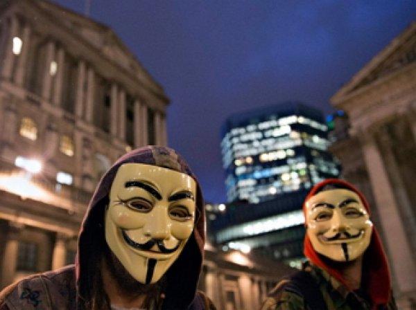Хакеры Anonymous объявили войну ИГИЛ