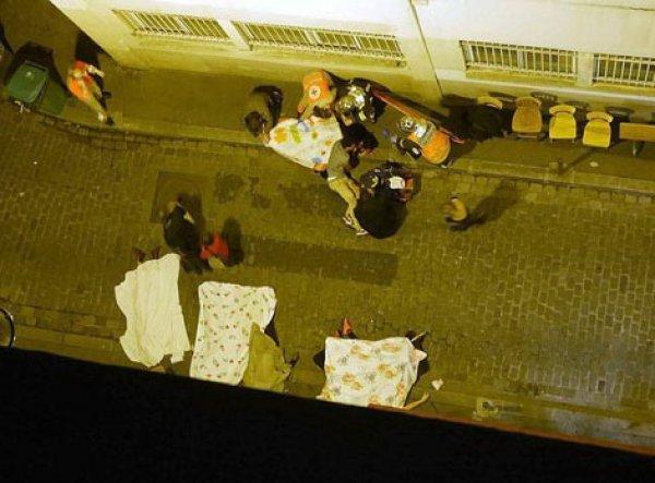 """Париж, новости сегодня 15 ноября: В Сети появилось видео расстрела заложников в клубе """"Батаклан"""" (видео)"""