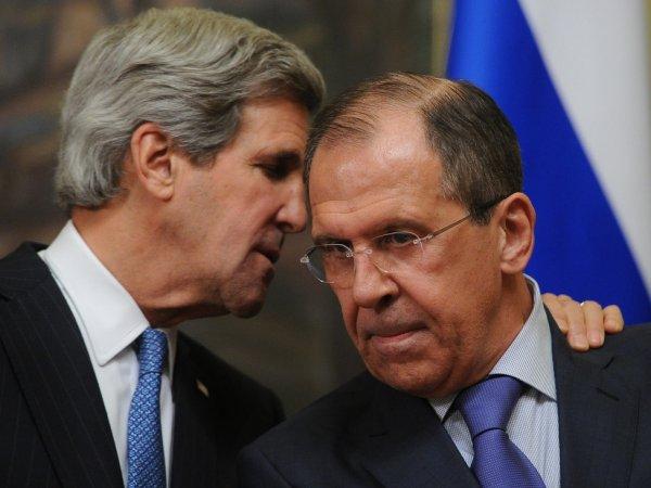 Стали известны итоги переговоров Лаврова и Керри в Москве