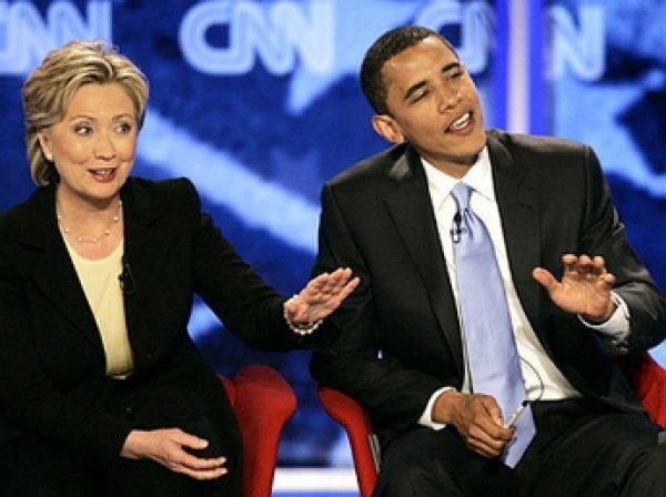 Американцы назвали Хиллари Клинтон и Барака Обаму самыми уважаемыми людьми в США