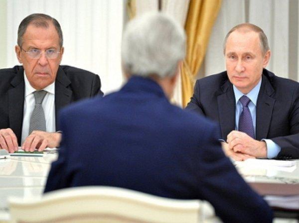 Владимир Путин предложил Джону Керри выспаться
