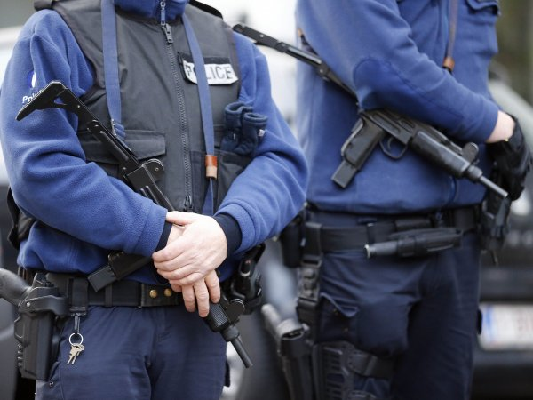 СМИ: в Бельгии силовики устроили оргию прямо во время антитеррористической операции