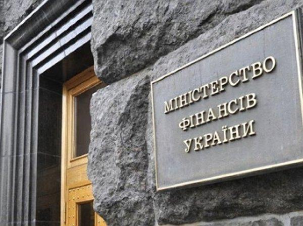 Украина признала неспособность выплатить России долги