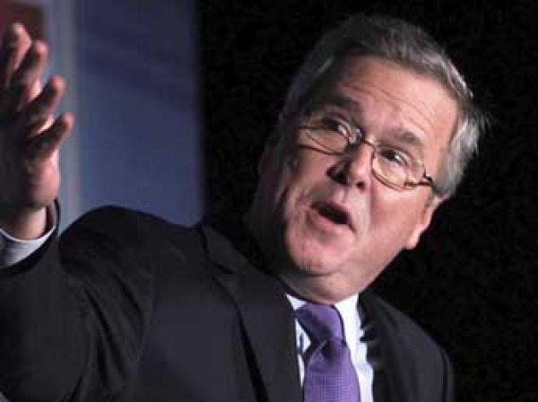 Скандал: Джеб Буш назвал Дональда Трампа «придурком»