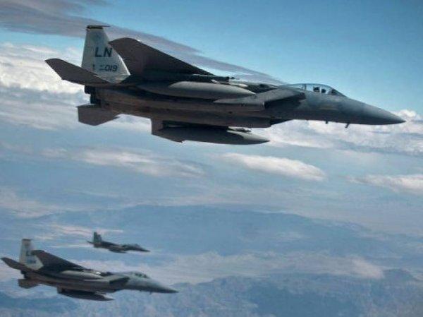 Британские ВВС нанесли первые авиаудары по ИГИЛ в Сирии
