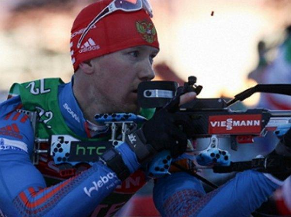 Первый этап Кубка мира, индивидуальная гонка: Бьорндален - первый, Волков - третий