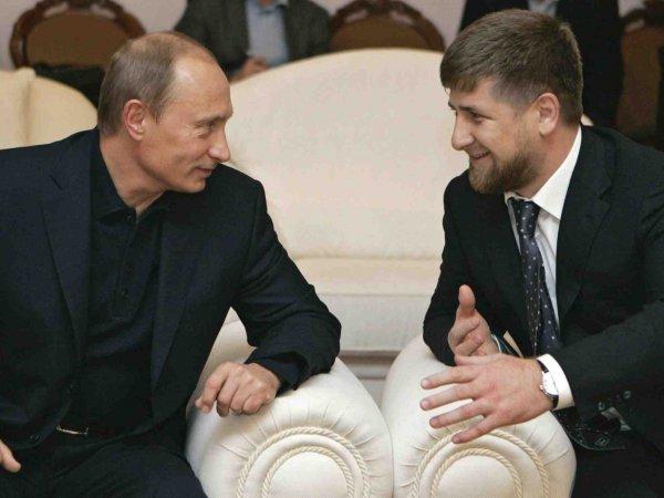 СМИ: Кадыров убедил Путина передать Чечне нефтяную компанию