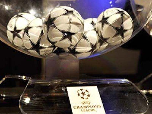 Жеребьевка Лиги чемпионов 2015-2016, 1/8 финала: смотреть онлайн 14 декабря можно будет по ТВ (видео)