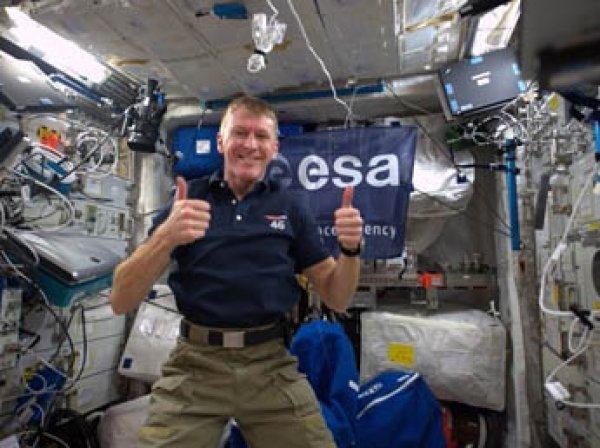 Британский астронавт с МКС случайно позвонил с орбиты незнакомке