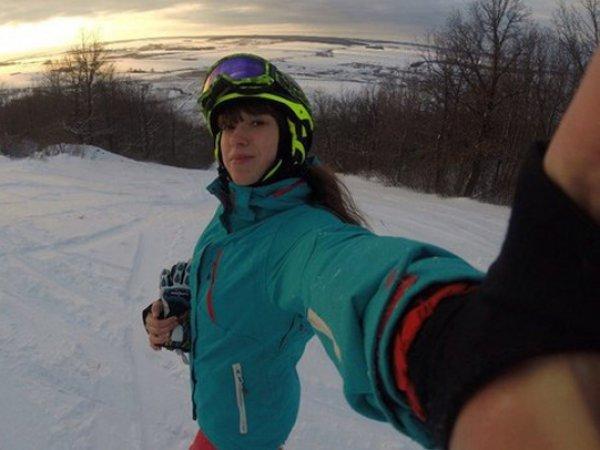 В Башкирии разбилась чемпионка России по парашютно-горнолыжному спорту