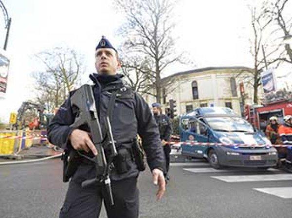 В Бельгии задержали двух мужчин, готовивших теракт к Новому году