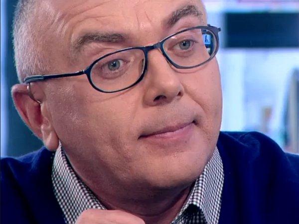 Тележурналист Павел Лобков признался, что болен ВИЧ
