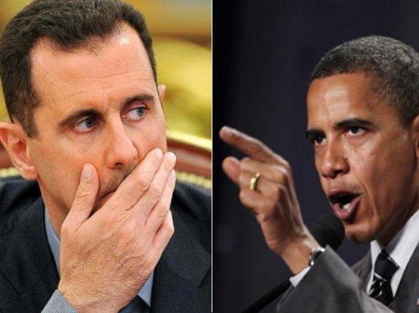 В СМИ попала информация о тайных контактах США и Асада