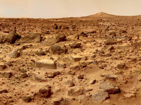 Уфологи нашли на Марсе секретные базы инопланетян