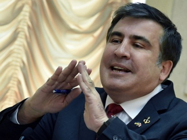 На Саакашвили наложили штраф в  за отказ провести встречу с гражданами