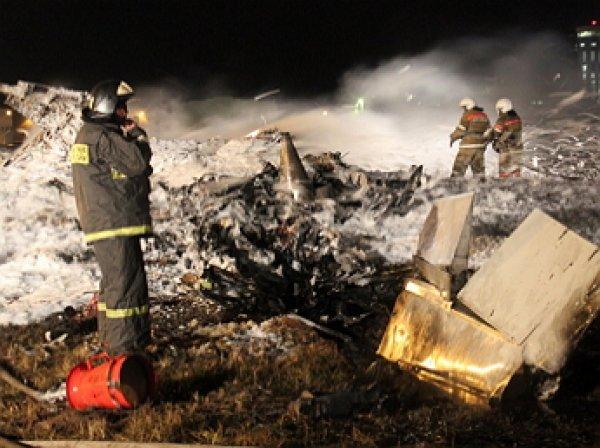 МАК назвал причину крушения Боинга в Казани в 2013 году