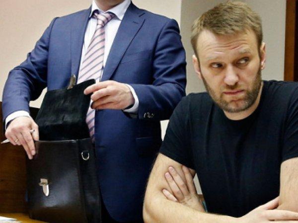 Экс-жена замгенпрокурора подала в суд на фонд Навального