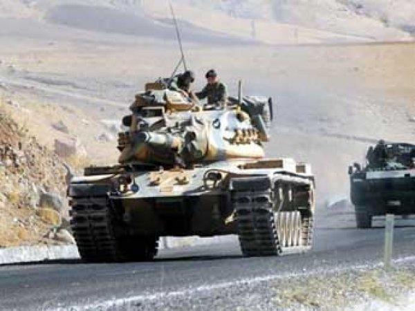 Турция остановила переброску войск в Ирак после протестов Багдада