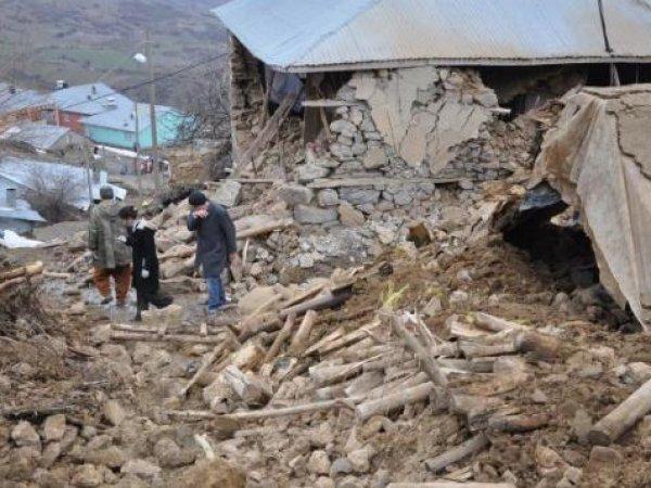 Землетрясение в Таджикистане 7 декабря 2015: магнитуда подземных толчков составила 7,2 балла (видео)