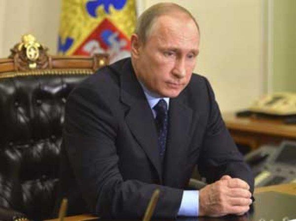 Путин упразднил Роскосмос и ввел санкции против Турции