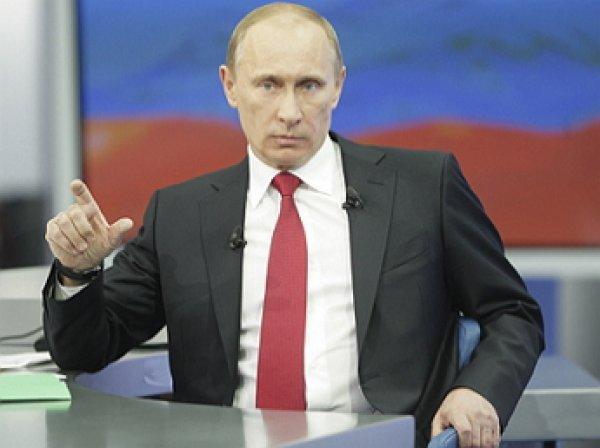 Путин рассказал, как Россия ответит на внешние ограничения