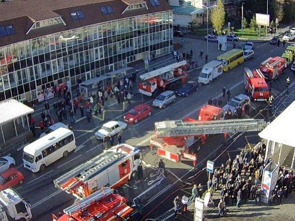 Пожар в Сочи 22 декабря 2015: пострадали 15 человек (фото, видео)