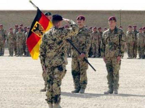 Правительство Германии одобрило отправку солдат в Сирию на борьбу с ИГИЛ