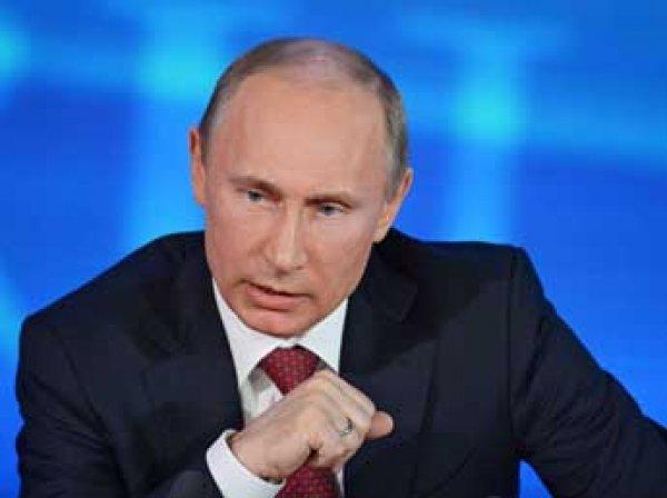 Пресс-конференция Путина 17 декабря 2015: аккредитованы 1,4 тыс. журналистов