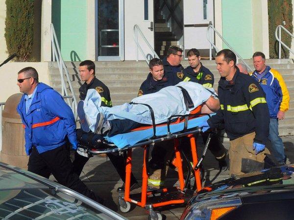 Бойня в Калифорнии: неизвестный расстрелял 20 человек